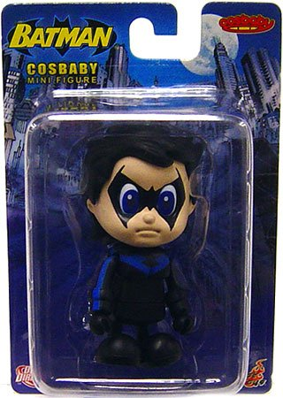 : Dc Direct CosBaby Mini PVC Figure Nightwing