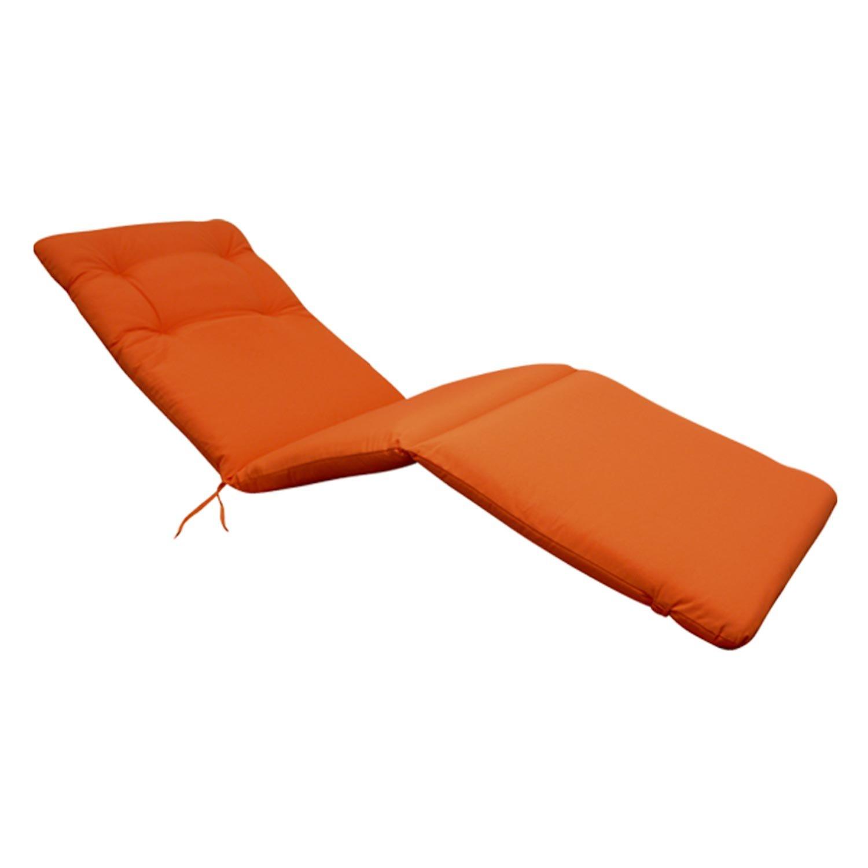 indoba® IND-70416-AUSL – Serie Relax – Auflage Gartenliege – Orange online bestellen
