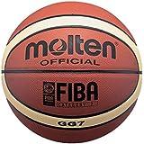 Molten BGG7 Ballon de basket-ball Orange crème 7