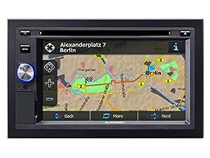 Blaupunkt San Diego 530 2din Navigation System With Dvd