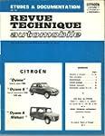Revue technique automobile ** CITROEN...