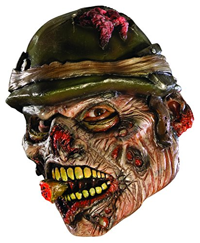 Rubies Child's Gunner 3/4 Vinyl Mask