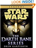 Darth Bane: Star Wars 3-Book Bundle: Path of Destruction, Rule of Two, Dynasty of Evil (Star Wars: Darth Bane Trilogy - Legends)