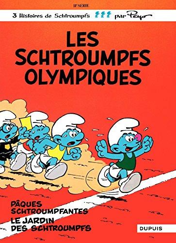 Les Schtroumpfs - tome 11 - Schtroumpfs Olympiques