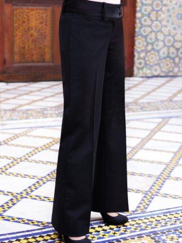 Brook Taverner Miranda Suit Trouser in Navy 22R