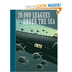 20,000 Leagues Under the Sea (Sterling Unabridged Classics) by Jules Verne,&#32;Scott McKowen and Arthur Pober Ed.D