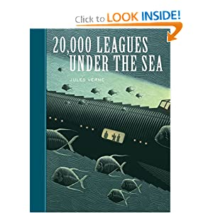 20,000 Leagues Under the Sea (Sterling Unabridged Classics) by Jules Verne, Scott McKowen and Arthur Pober Ed.D