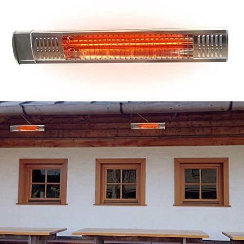 Gardigo-Edelstahl-Infrarot-Heizstrahler-Gartenstrahler-Terrassenstrahler-Heizstrahler-2000-Watt