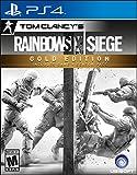 Rainbow Six Siege Tom Clancy Gold Edition