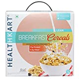 #1: HealthKart Breakfast Cereal, with high Protein, Oats, Soy flakes & Black Raisins (1 Kg)