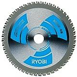リョービ(RYOBI) チップソー 板金・薄鉄板用 147×20mm 52P SC-520用 6653527