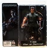 Figurine T-800 (Homme ou Machine) Terminator 2
