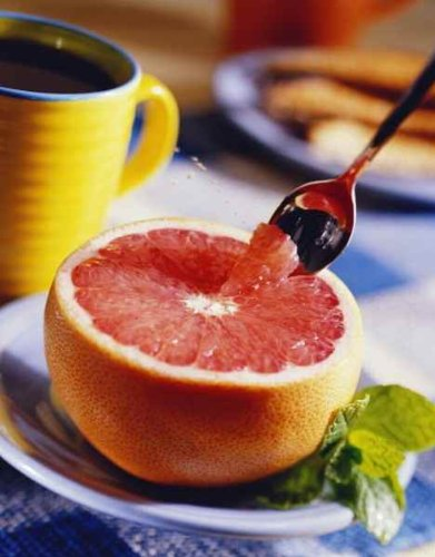 The Grapefruit Diet