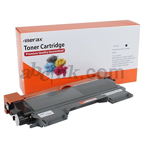 DR420 (001) - BROTHER DR420 (001) Merax Brother TN450 Compatible High Yield Black Toner Cartridge (Merax Brother Dr420 compare prices)