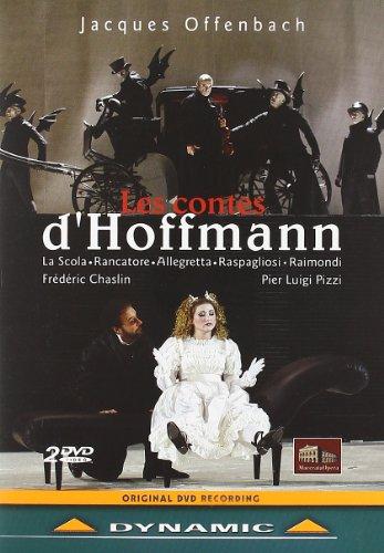 Los Cuentos De Hoffmann (Chaslin) - Offenbach  - DVD