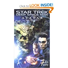 Avatar Book Two (Star Trek Deep Space Nine) by S.D. Perry
