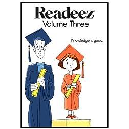 Readeez Volume Three
