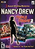 Nancy Drew 3 Pack - Haunted Carousel, Ghost Dogs of Moon Lake & Danger on Deception Island PC