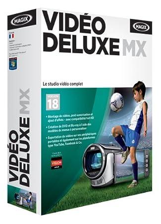 Magix Vidéo Deluxe MX