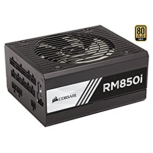 Corsair RMi Series RM850i ATX/EPS Fully Modular 80 PLUS Gold 850 W Power Supply Unit