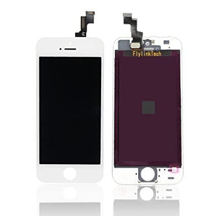 Flylinktech reg White LCD Display Touch Digitizer