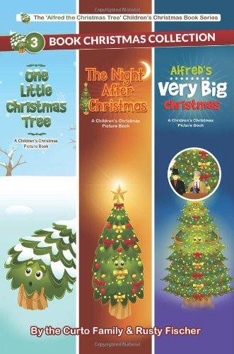 The Alfred the Christmas Tree Children's Christmas Book Series