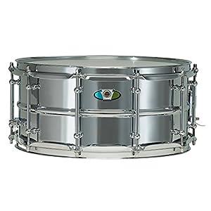 Ludwig Supralite Snare Drum 6.5x14