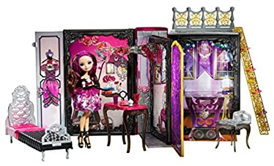 Ever After High Thronecoming Briar Beauty Doll and Furniture Set from Ever After High
