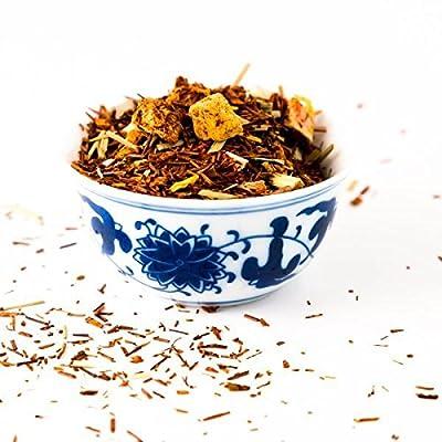 Rooi Mango-Erdbeere, bio - Rooibos Tee - 100g von Wolfenbütteler Teehaus bei Gewürze Shop