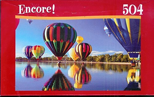 Encore 504pc Puzzle - Lift Off