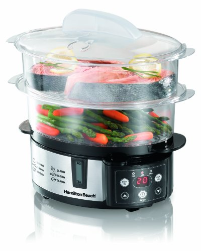 Best Deals! Hamilton Beach Digital Steamer