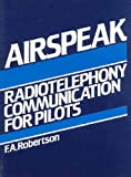 Airspeak: English Radiotelephony Pilots Book Only