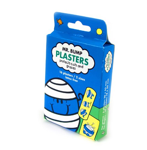 Mr Bump Plasters