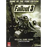 Fallout 3: Game of the Year Edition- Prima Official Game Guide ~ David S. J. Hodgson