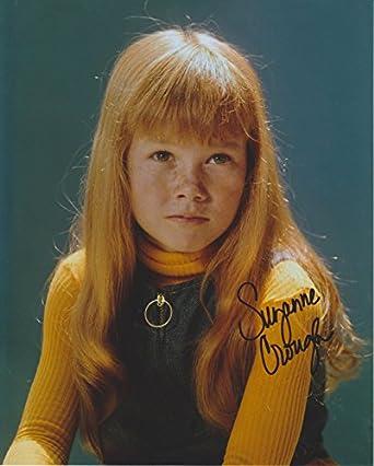 Suzanne Crough Autographed Photo at Amazon's Entertainment