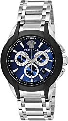 Versace Watch Character Chronograph Date M8c99d282s099