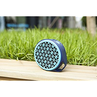 Logitech X50 Wireless Bluetooth Speaker (Blue)