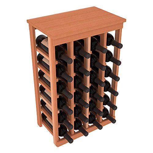Kitchen Table With Wine Storage front-363134