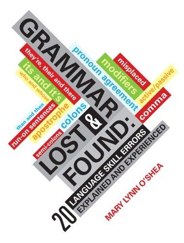 Grammar Lost and Found