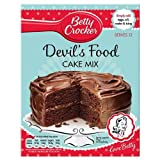 Betty Crocker Devils Food Cake 1X415G