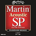 Martin SP 92/8 Acoustic Guitar String...