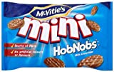 Mcvities Mini Hobnobs Milk Chocolate 40 g (Pack of 24)