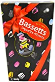 Bassetts Liquorice Allsorts Carton 460 g (Pack of 3)