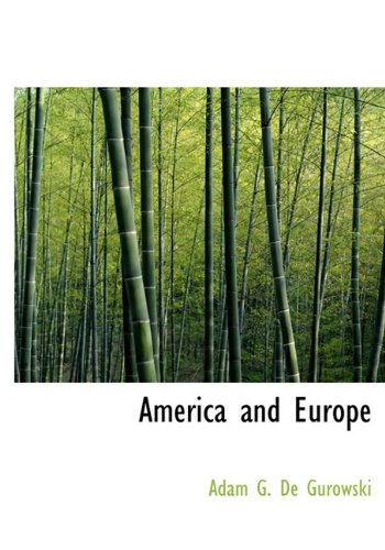 America and Europe