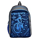 #5: Cairho Polyester 15Litres Multicolor School Bag