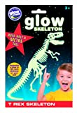 The Original Glowstars Company Glow T Rex Skeleton