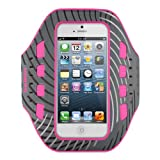 Belkin Neoprene Pro Fit Armband for iPhone 5 - Pink