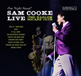 echange, troc Sam Cooke - One Night Stand Live at the Harlem Square Club