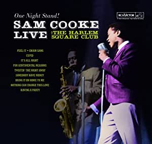 Sam Cooke One Night Stand Sam Cooke Live At The Harlem