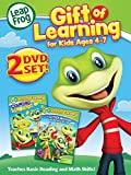 Leapfrog: Gift of Learning for Kids Ages 4 to 7 - DVD
